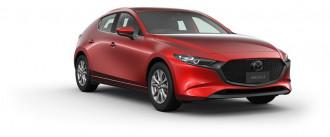 2021 Mazda 3 BP G20 Pure Hatchback image 6