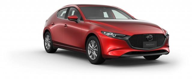 2021 Mazda 3 BP G20 Pure Hatchback Mobile Image 6