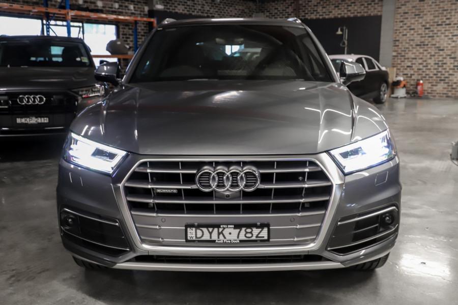 2018 Audi Q5 sport
