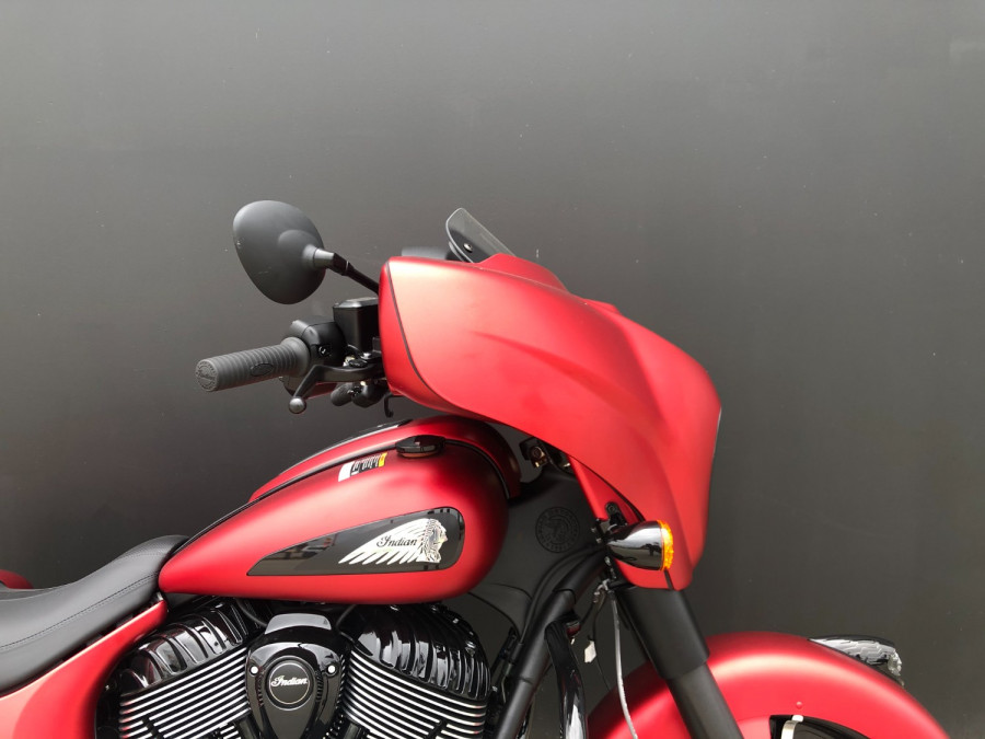2020 Indian Chieftain DArk Horse Motorcycle Image 8