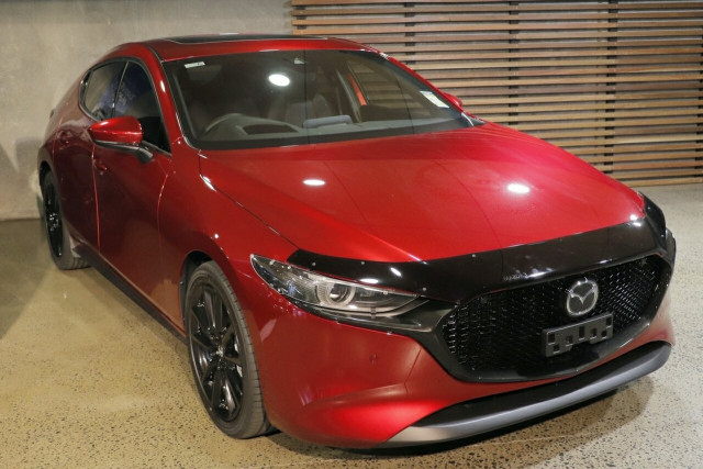 2020 Mazda 3 BP G25 Astina Hatch Hatchback