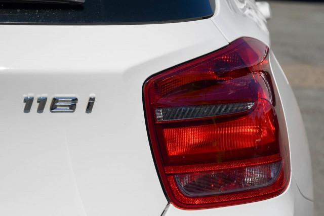 2012 BMW 1 Series F20 116i Hatchback Image 7
