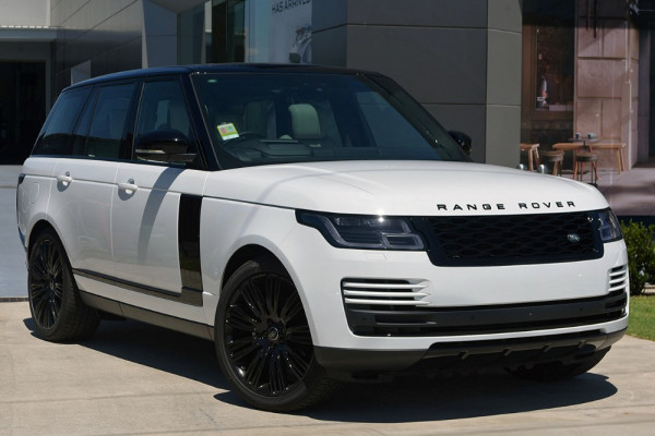 2018 MY19 Land Rover Range Rover L405 Vogue Suv Image 2