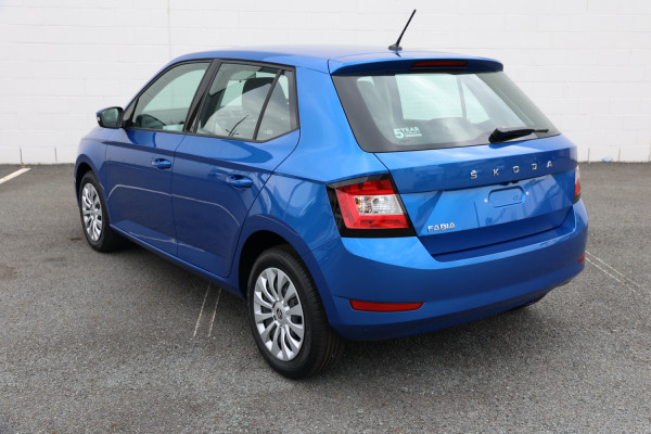 2020 Skoda Fabia NJ Hatch Hatchback Image 3
