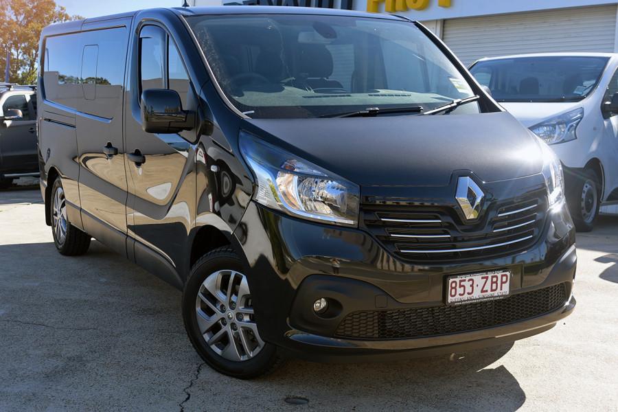 2019 Renault Trafic L2H1 Crew Van Mobile Image 1