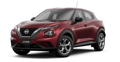 Demo 2020 Nissan JUKE ST #1300475 Gunnedah - Gunnedah Nissan