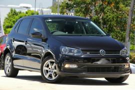 Volkswagen Polo 66TSI DSG Trendline 6R MY15