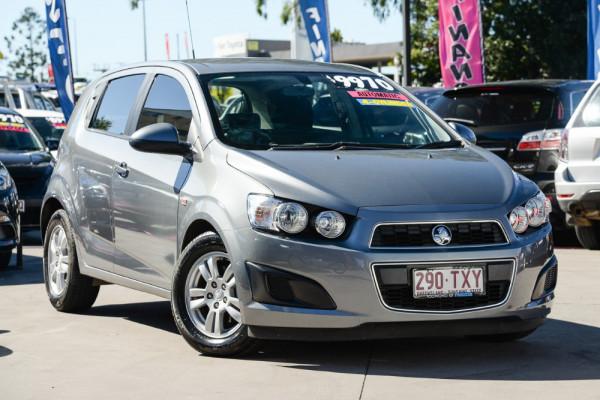 Holden Barina CD TM