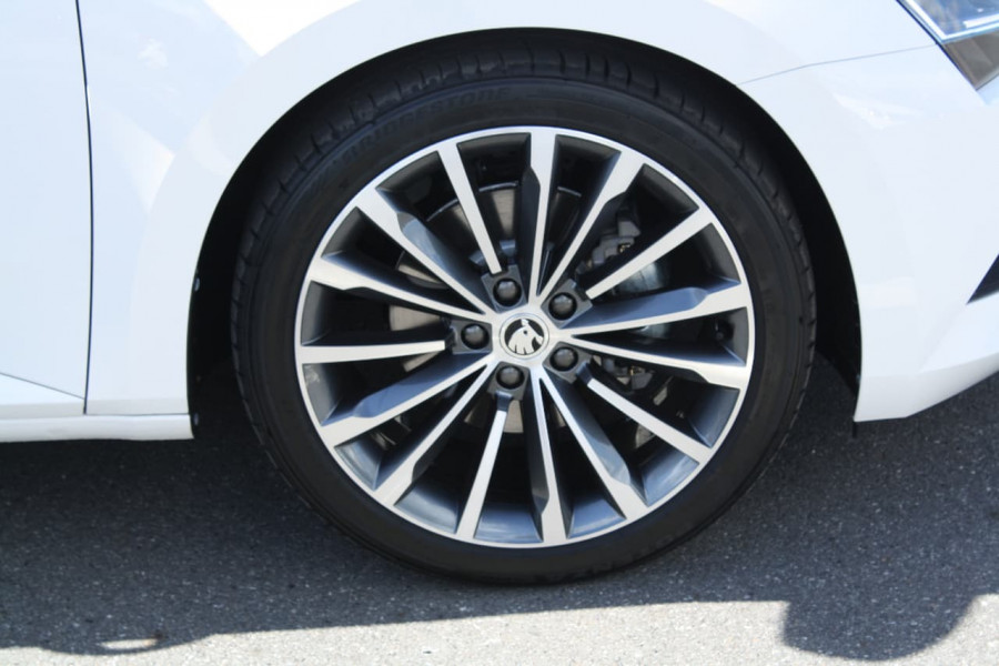 2018 Skoda Superb NP 162TSI Sedan Sedan