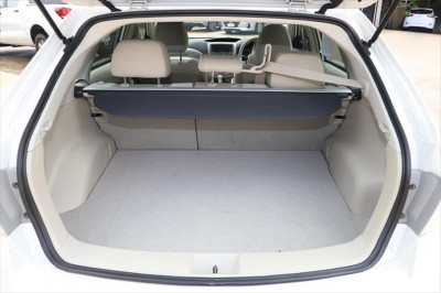 2008 Subaru Impreza G3 MY08 RX Hatchback Image 5