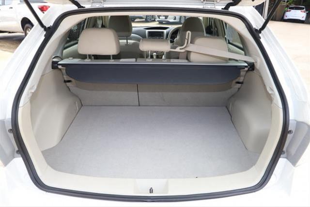 2008 Subaru Impreza RX