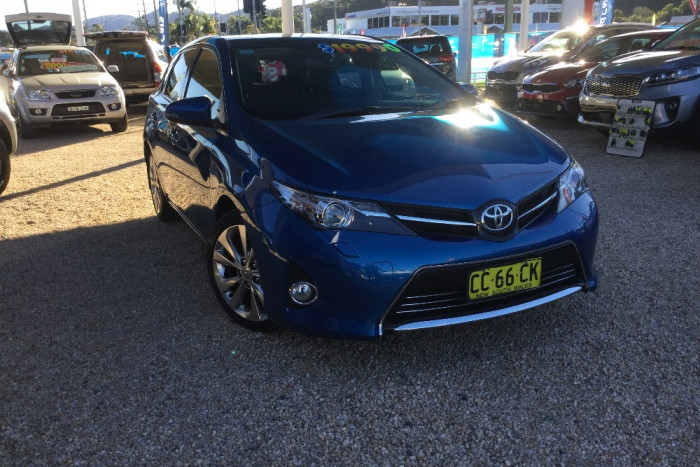 2014 Toyota Corolla ZRE182R Levin Hatchback
