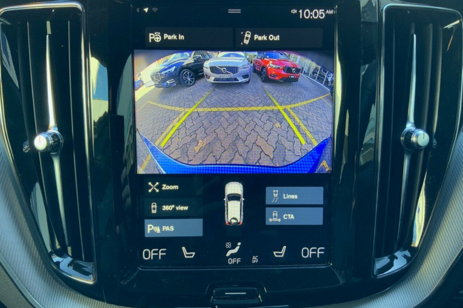 2018 MY19 Volvo XC60 UZ D5 R-Design Suv Mobile Image 10