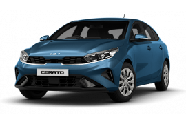 Kia Cerato S with Safety Pack BD