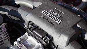 BRZ Boxer engine