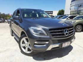 Mercedes-Benz Ml250 ML250 W1