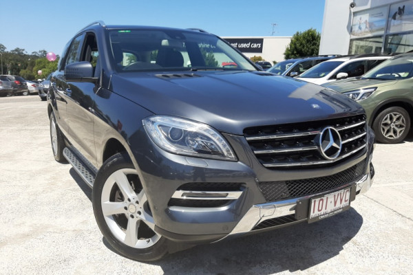 Mercedes-Benz Ml250 ML250 W1