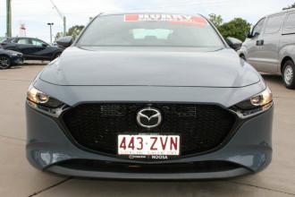 2019 Mazda 3 BP2H7A G20 SKYACTIV-Drive Touring Hatchback Image 3