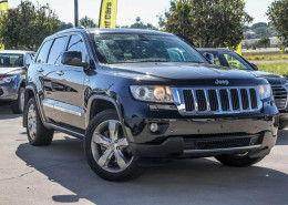 Jeep Grand Cherokee Limited (4x4) WK MY12