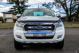 2016 Ford Ranger PX MkII XLT Ute Image 4