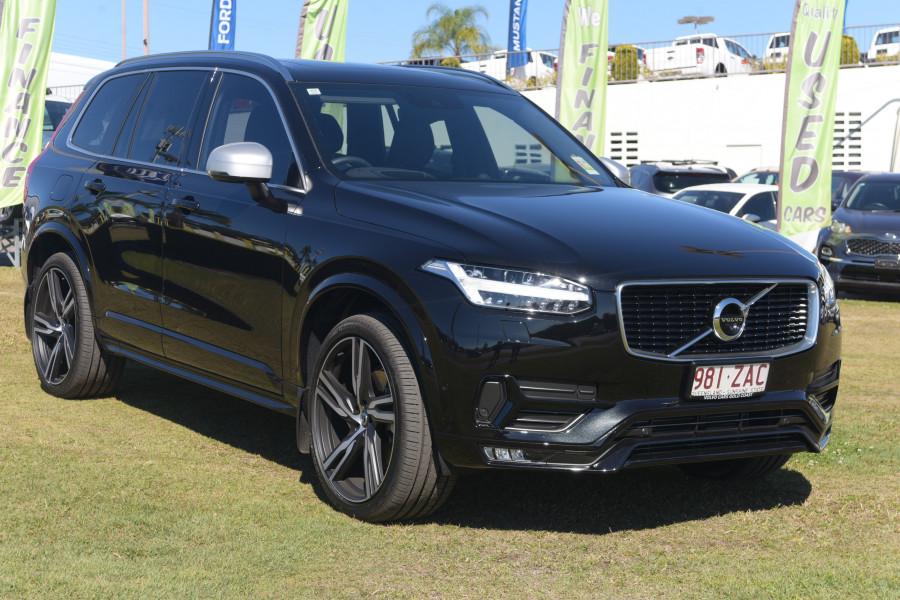 2019 Volvo XC90 L Series T6 R-Design Suv Mobile Image 1