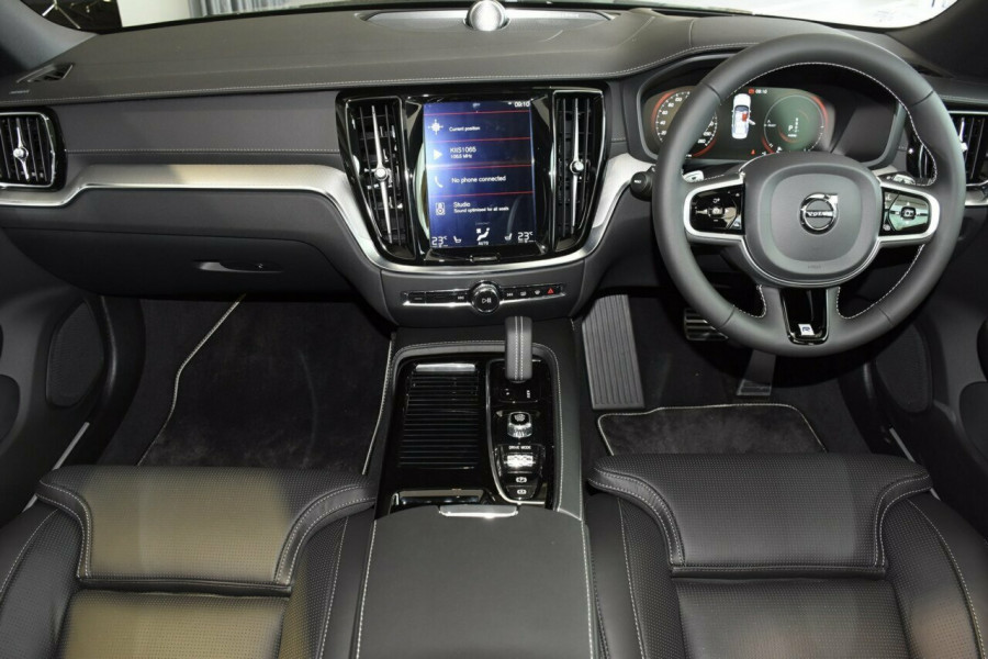 2019 MY20 Volvo S60 Z Series T8 R-Design Sedan Image 6