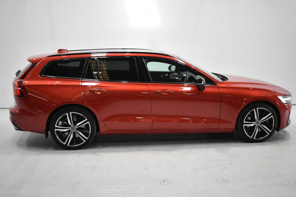 2019 Volvo V60 (No Series) MY20 T5 R-Design Wagon Image 4