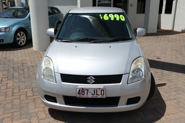 2006 Suzuki Swift RS415 RS415 Hatch Image 2