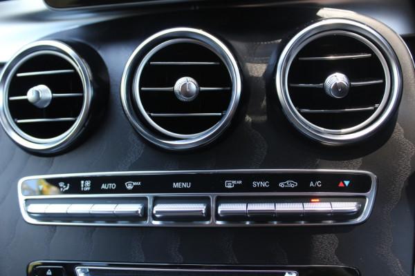 2017 Mercedes-Benz Glc-class C253 GLC250 Wagon