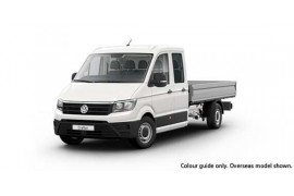 Volkswagen Crafter Double Cab Chassis SY1