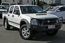 Holden Rodeo LX Crew Cab RA MY08