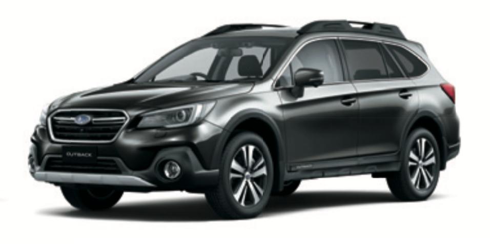 MY18 Subaru Outback 2.5i Premium AWD
