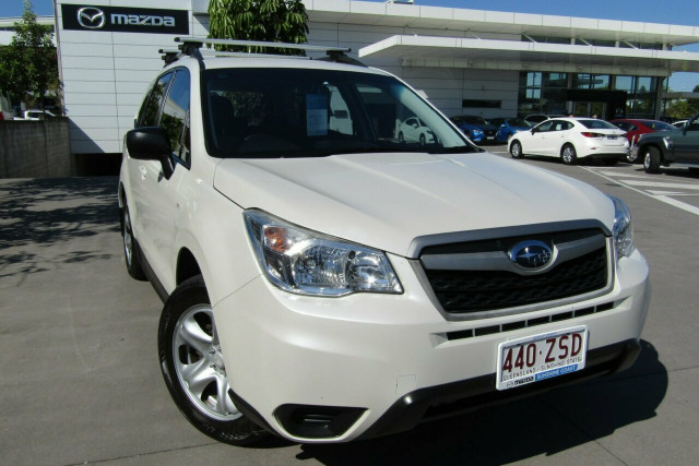 2013 MY14 Subaru Forester S4 MY14 2.5i Lineartronic AWD Suv