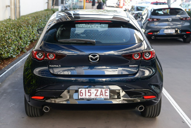 2019 Mazda 3 BP G20 Evolve Hatch Hatch Image 4