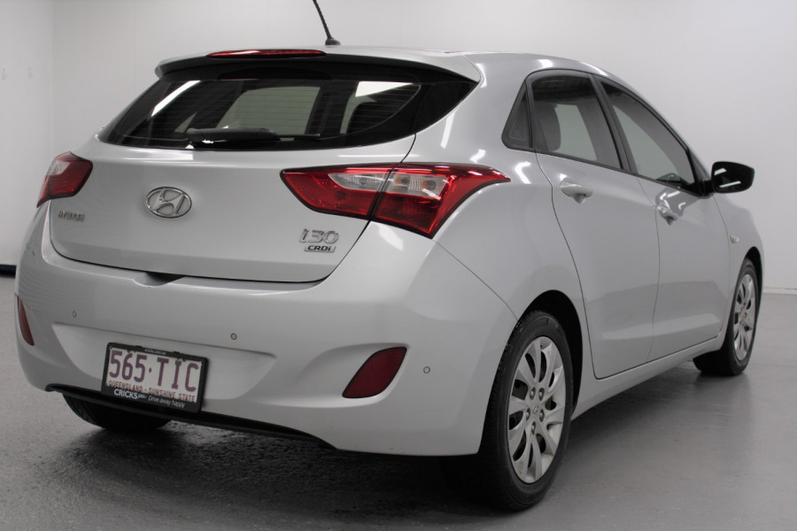 2013 Hyundai I30 Active Image 3