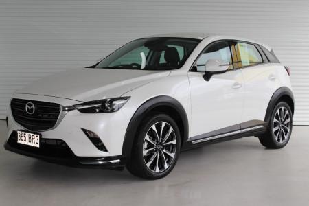 2018 Mazda CX-3 DK4W7A STOURING Suv Image 4
