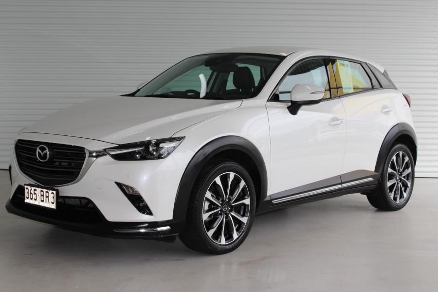2018 Mazda CX-3 DK4W7A STOURING Suv