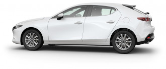 2020 MY21 Mazda 3 BP G20 Pure Other image 20