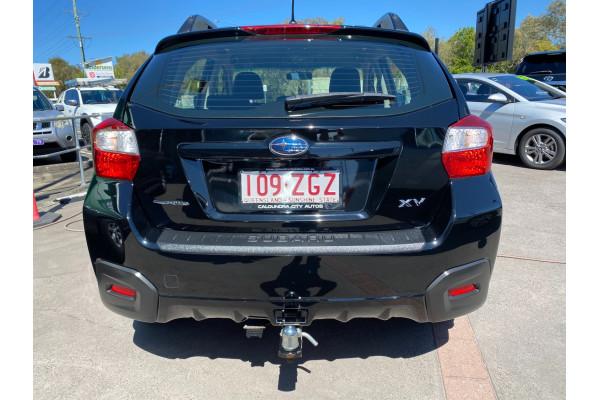 2013 Subaru Xv G4X  2.0i Suv Image 5