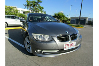 BMW 3 Series 325i Steptronic E92 MY10.5