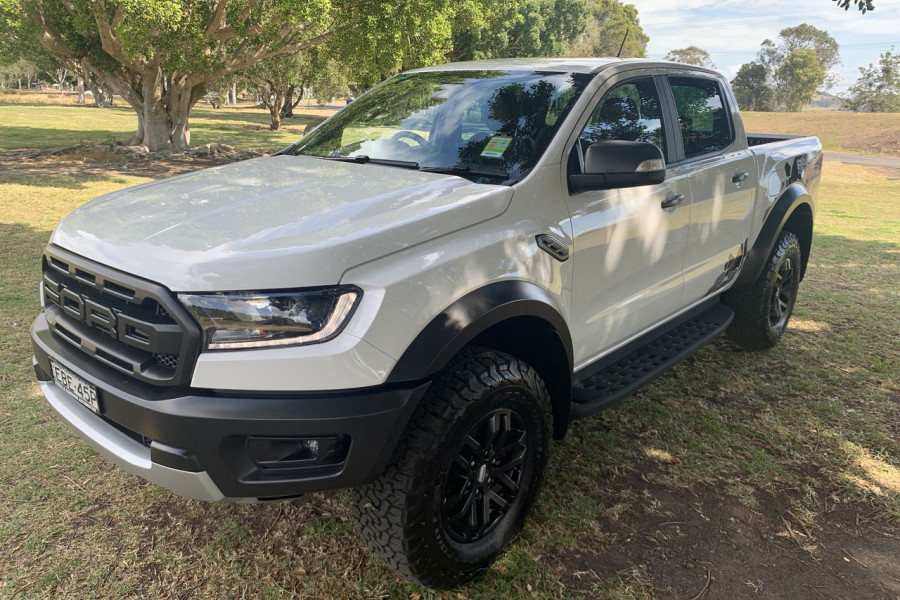 2019 Ford Ranger Raptor PX MkIII Double Cab Pick Up Ute