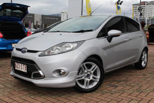 Ford Fiesta Zetec WT