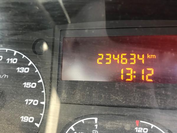 2014 Iveco 50c21 Dual Cab 50C21 Tray back