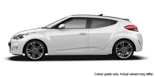 2017 Hyundai Veloster FS5 Series II Coupe Hatchback