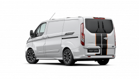 2020 MY20.5 Ford Transit VN Custom Sport 320S SWB Van Image 5