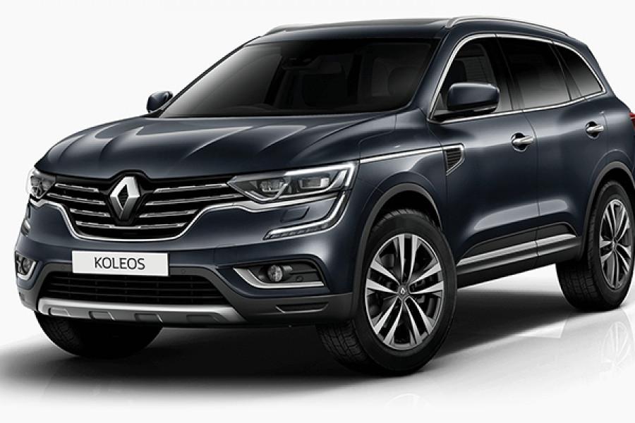 2018 MY19 Renault Koleos HZG Intens Suv
