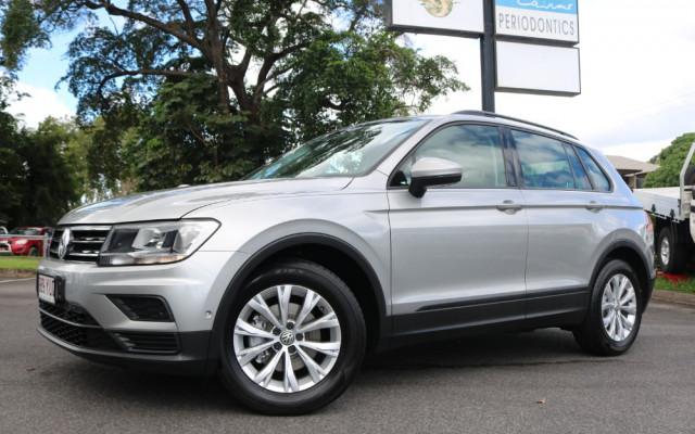 Volkswagen Tiguan 110TSI 5N MY18