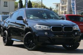 BMW X6 xDrive30d Coupe Steptronic F16