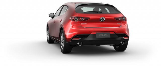 2021 Mazda 3 BP G20 Pure Hatchback Mobile Image 16