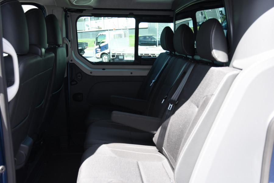 2019 MY20 Renault Trafic L2H1 Long Wheelbase Crew Lifestyle Van Image 7
